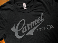 Carmel Type Co. T-Shirts