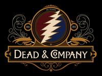 Dead & Co. Merch Design