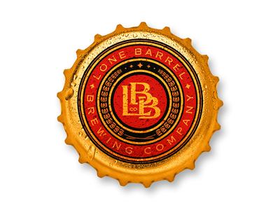 Lone Barrel Brewing Co. - Bottle Cap