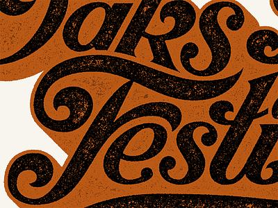 Retro Script vintage italic swirl 70s typography lettering retro script