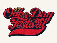 2017 Oaks Day Festival