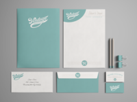 Vintage Roadhouse - Stationery Package