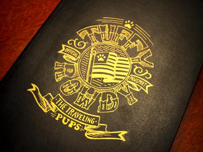 Pawsport Book Cover