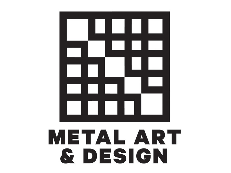 Logo australia metal logo