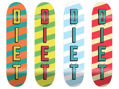 Diet Skateboards Brazil