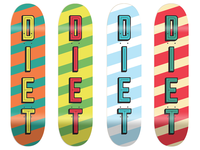 Diet Skateboards Brazil
