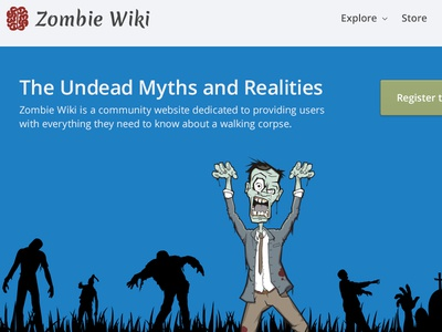 Zombie Wiki