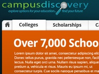 CampusDiscovery Header