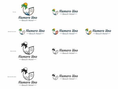 Numero Uno Beach Hotel — Version 2