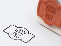 Hicks Pics Stamp