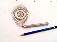 Sketching - Eye