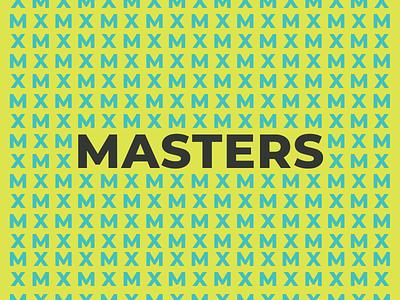 Logitech MX Master Series minimal typography design