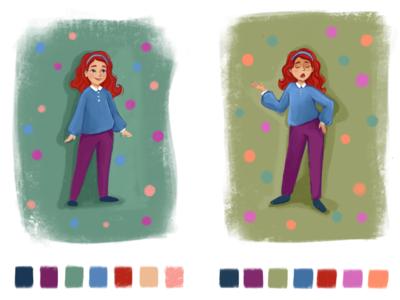 character sketch illustration illustrations vectorart vector