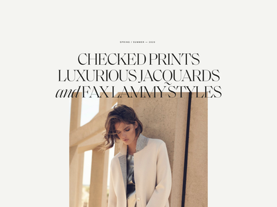 Rino & Pelle—Details luxurious contemporary chic luxury ux ui lookbook e-commerce website web webdesign pastel colours clean minimal lifestyle women product grid typography fashion