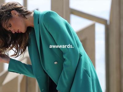 Rino & Pelle—Site of the Month elegant animation luxury serif clean motion design interface smooth interface animation minimal webdesign website women fashion awwwards awards