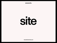 Ali Ali—Site of the Month grotesk award animation portfolio interface film director video ui clean minimal web website webdesign