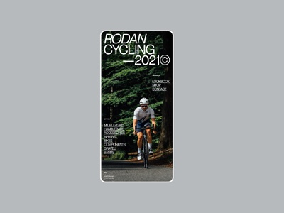Layout (004) - Cycling Mobile apparel grey sport mobile ui bike cycling editorial layout magazine mobile ui clean minimal webdesign web website