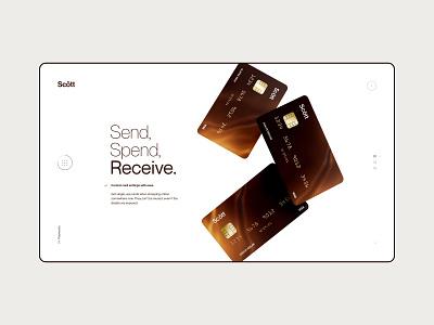 Layout (019) - Scōtt, payments creditcard blockchain business