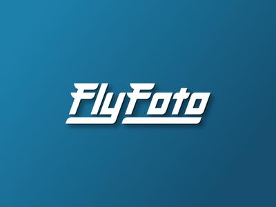 FlyFoto Logo Design