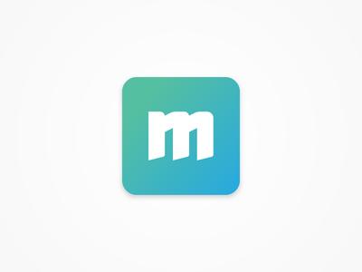 Mobiilitukku Logo Mark