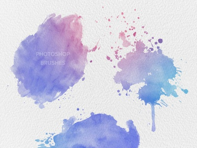 Aqua 24 Watercolor Photoshop Brushes watercolour watercolor wet brushes watercolor splatter brushes watercolor splatter watercolor photoshop brushes watercolor brush strokes photoshop painting photoshop brushes photoshop brush photoshop art photoshop action photoshop instantdownload gogivo digital watercolor painting digital artwork beautiful brushes aqua watercolor brushes .abr files
