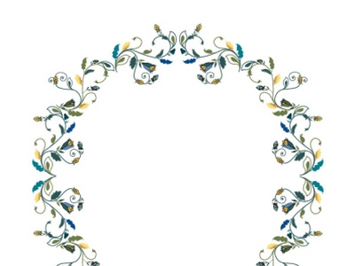 Free Floral Decorative Wreath Floral Vector Clipart vector flower clipart free graphics gogivo free download freebie free clipart free wreaths floral clip art eps floral vector file floral vector file decorative frame decorative frame clip art