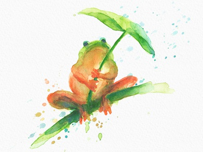 Beautiful Frog Watercolor Painting Clipart PNG rain watercolor beautiful frog painting how to draw frog illustration digital hand drawn drawing sketching illustration creative gogivo instant download frog png frog clipart artwork painting nature wildlife watercolor painting frog watercolor frog