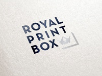 Royal Print Box WIP 1
