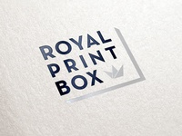 Royal Print Box WIP 2