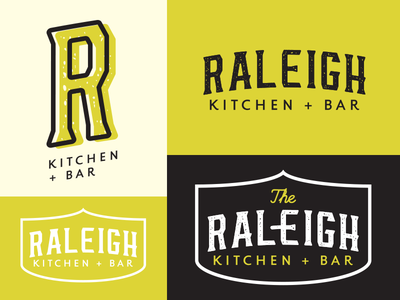 Raleigh K&B by Tanner Cole Freeman - Dribbble