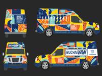 Bucha Van WIP