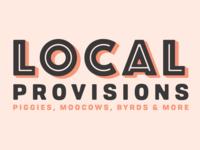 Local Provisions