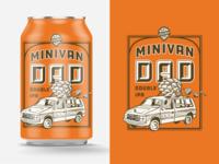 Minivan Dad Double IPA