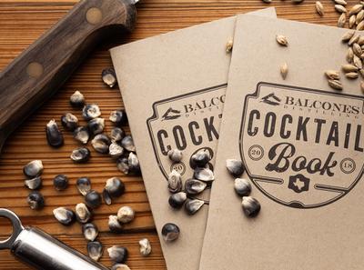 Balcones Cocktail Book