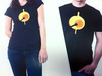 Hot Shop T-shirt Mock-up