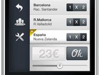 Quiniela app (II)