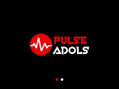 Pulse Adols logo design