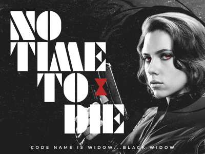 Code name is widow...Black Widow black widow 2020 marvel fan fan art art thumbnail scarlett johansson black and white design no time to die 007 james bond marvel comics marvel studios marvel rahalarts black widow fanart black widow