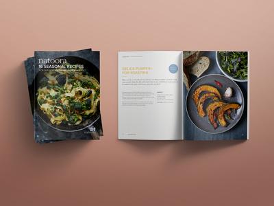 Natoora Recipe Book