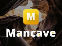 Mancave logo