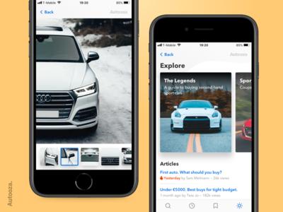 Autooza — Photos & Articles