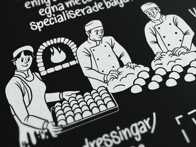 Baking bakers - Bastardburgers