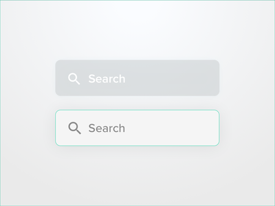 Search Bars sketchapp app icon branding flat web typography dailyui mobile ui buttons sketch minimal ui