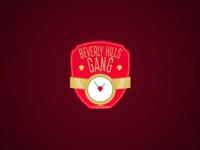 Beverly Hills Gang Logo Design