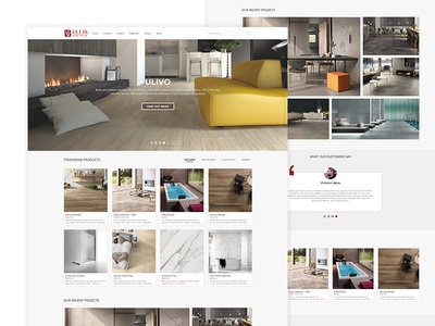 Home Decor Website