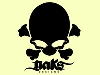 Skull logo concept