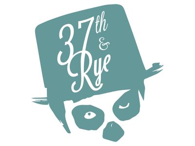 37th and Rye Logo restaurant bar formby liverpool merseyside voodoo