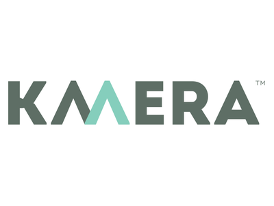 Kmera Logo london corporate branding logo logo design green drinks