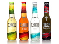 Thor - Drinks packaging