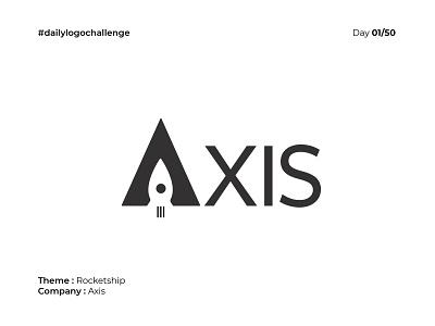 Logo Challenge : Day 01/50 branding illustration logo graphic design